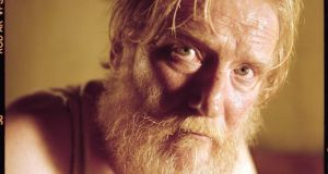 Dermot Healy in the lead role of Nichola Bruce's film adaptation of I Could Read the Sky. The interviews Healy conducted for his magazine Force Ten also influenced the writing of the novel