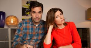 Channel 4 comedy Catastrophe with Rob Delaney and Sharon Horgan: one of the shows available on its on-demand service All 4, which evolved from 4oD