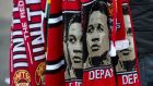 Memphis Depay has flown to Manchester for a medical ahead of his €34.5 million move to Old Trafford. Photograph: Afp