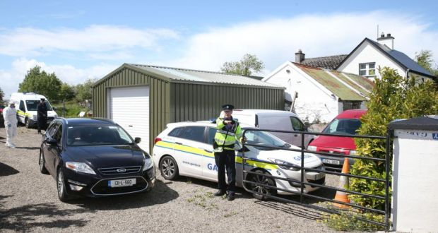 Men burgling Limerick house found bodies and called gardaí