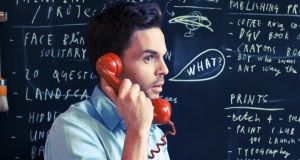 Oliver Jeffers: Hello, is that Oliver? You've just won the  CBI Book of the Year Award and  the Children's Choice award! Congratulations