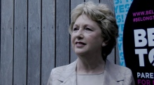 Mary McAleese: voting yes 'it's the right thing to do'