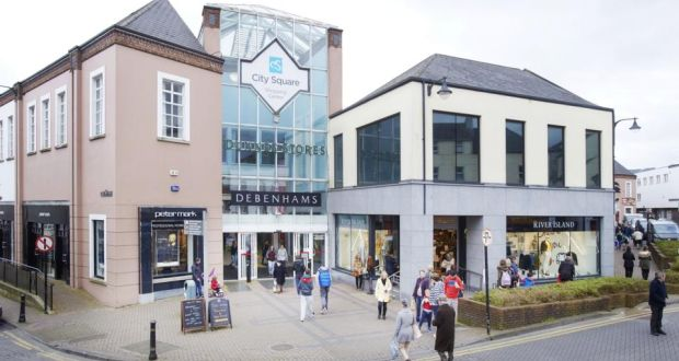 ae2ad306ef7aa City Square shopping centre in Waterford: producing an annual rental income  of €1.7 million