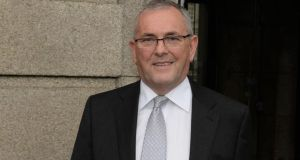 Fianna Fáil TD John McGuinness. The party has said that Mr McGuinness has broken no rules by stating that he will vote No in the same-sex marriage referendum. File  photograph: David Sleator/The Irish Times