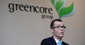 "Greencore chief executive Patrick Coveney:  ""When we bought the Uniq business in the UK four years ago, there were a load of unused tax losses and capital allowances and we're simply working our way through those."" Photograph: Eric Luke/The Irish Times"