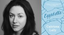 Caitriona Lally on writing Eggshells:  from the dole to a debut novel