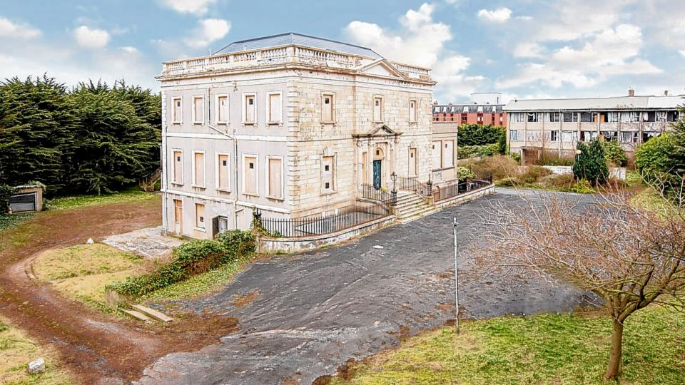 ambitious plans for georgian house and apartment conversion in blackrock - Georgian House Designs