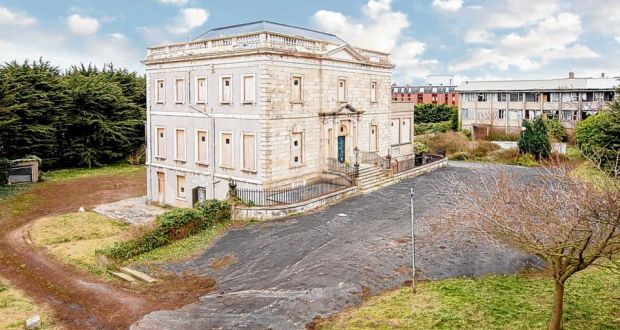 Neptune House Is On A 2 4 Acre Site