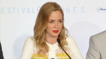 'Very disappointing': Emily Blunt weighs in on Cannes flat shoe debate