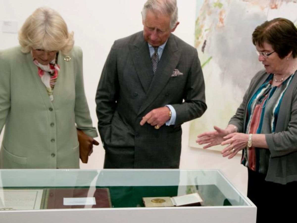 We All Have Regrets Says Prince Charles In Sligo