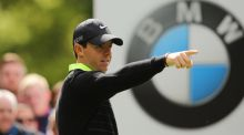 Rory McIlroy returns to Wentworth this week for the PGA Championship, a tournament which kickstarted a magic year for the world number one in 2014. Photograph: Reuters
