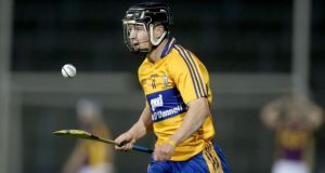 Tony Kelly: his 1-14 from play accounts for 18 per cent of Clare's total in the league this season. Photograph: Inpho.