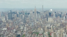 View New York City from One World Trade Center