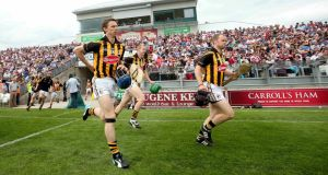 The intercounty retirements of Brian Hogan, Henry Shefflin and Tommy Walsh are a huge loss, not just to Kilkenny, but hurling at large. Photograph: James Crosbie/Inpho.