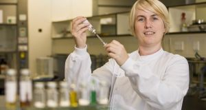 Dr Anne Moore of UCC's School of Pharmacy