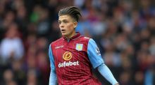 "Aston Villa's Jack Grealish: ""At this young age, he's showing the qualities that will make him a very good future international player,"" said England manager Roy Hodgson. . Photo:  Nick Potts/PA"