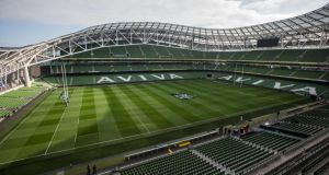 Tickets for the friendly international between the Republic of Ireland and England on June 7th will go on sale on Friday through Ticketmaster. Photo: Inpho