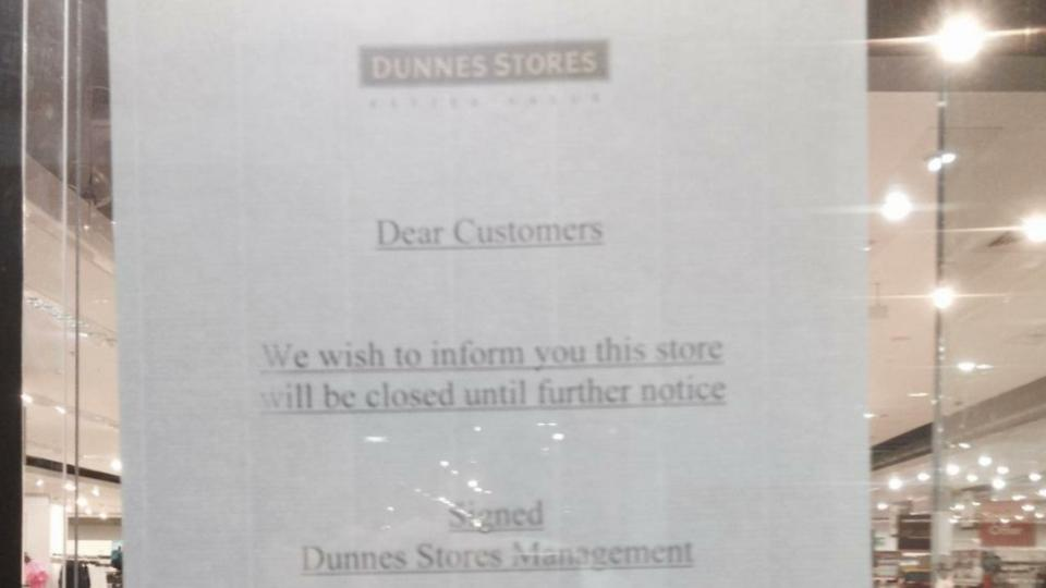Dunnes Stores 'shock' decision to close Gorey store