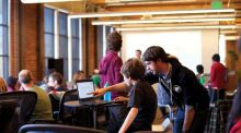 Can't get into your local CoderDojo? You could always set one up