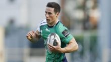 John Cooney comes in at scrumhalf for Connacht with Kieran Marmion out injured. Photograph: Matteo Ciambelli/Inpho