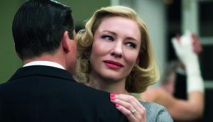Palme d'Or contender: Cate Blanchett in Carol, directed by Todd Haynes