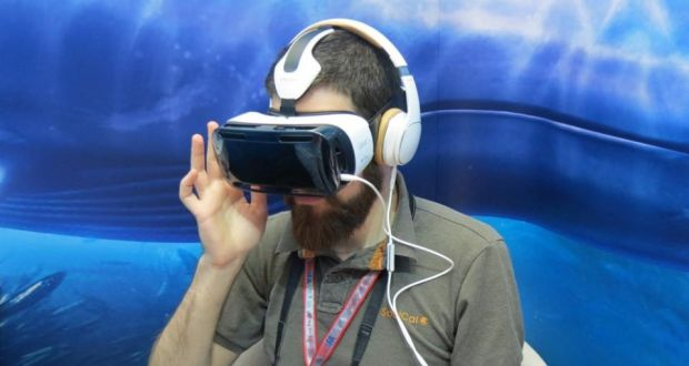 c6319cb10cd2 Review  Samsung Galaxy Gear VR