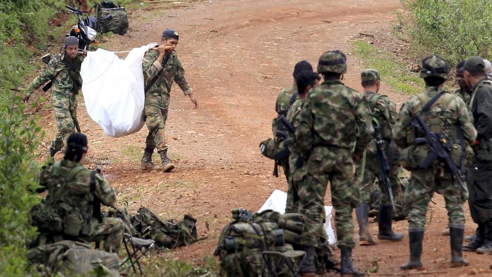 the emergence of farc The election was marked by controversy over the farc peace deal, but had an unexpected outcome: the creation of a new political map.