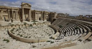 Issue:  The feared destruction of Palmyra is a cultural tragedy in the making
