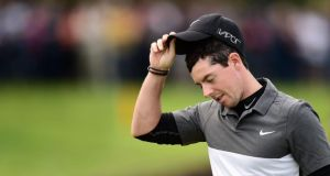 World number one Rory McIlroy will turn his attention to the Irish Open after a disappointing performance in the PGA Championship. Photograph: PA
