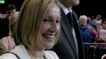 Lucinda Creighton 'This is our first test'