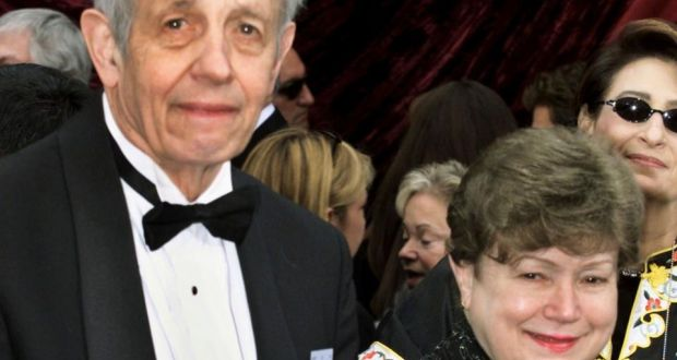 Mathematician John Nash And Wife Alicia Die In Car Crash
