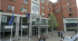 Lone Star's acquisition of Jurys Inns Group for €911 million was among the biggest first-quarter deals. Photograph: Alan Betson