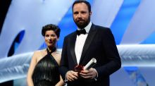 Irish co-production 'The Lobster' wins Cannes Jury Prize