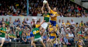 <b>CLARE</b><p> <b>Manager: </b>Colm Collins (2nd season). <b>Titles: </b>Munster 2 (1992), All-Ireland 0. <b>Odds and Ends: </b>All-Ireland 300 to 1, Munster 30 to 1. <b>2015 championship: </b>Beat Limerick 0-15 to 0-13 in the Munster quarter-final. <b>Next up: </b>v Cork, TBC, June 14th. <p><b>Prospects</b><p> A mixed season ended up with Division Three status preserved but after a mid-season wobble. They have benefited from trickle of refugees from the hurling squad and also from the capital, with former Dublin panellists Shane McGrath and, this season, Kilmacud club All-Ireland winner Pat Burke. The defence is vulnerable – no team conceded more goals in the league – but there is quality in attack where former hurling All Star Podge Collins lines out. They showed that in edging Limerick but Cork will be another test altogether. <p><b>Key player</b><p> In an evolving team, captain Gary Brennan is a colossal influence at centrefield both as a leader and taker of scores.