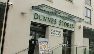 Dunnes Stores closed the branch at Gorey Shopping Centre last Thursdayon foot of  a successful injunction, obtained at the High Court, to prevent the company from continuing to use a door that opened directly onto the centre's carpark. File photograph: Brenda Fitzsimons/The Irish Times
