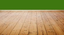 During warm, humid weather, wood expands, during dry weather it contracts. In winter, when homes are heated and the air is dry, wood flooring gives up some of its moisture and therefore shrinks. Photograph: Thinkstock