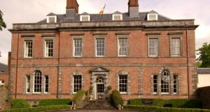 Cashel Place Hotel in Co Tipperary: architectural gem