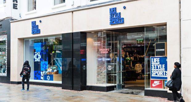 Life Style Sports at 57/58 Grafton Street, Dublin 2