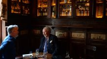 Books in Bars: talking whiskey and writing with Alexander McCall Smith (Podcast)