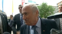 FIFA: Sepp Blatter responds to 'dictator' comments