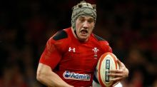 Wales centre Jonathan Davies will miss the World Cup after rupturing a knee ligament, the Welsh Rugby Union has announced. Photo: David Davies/PA
