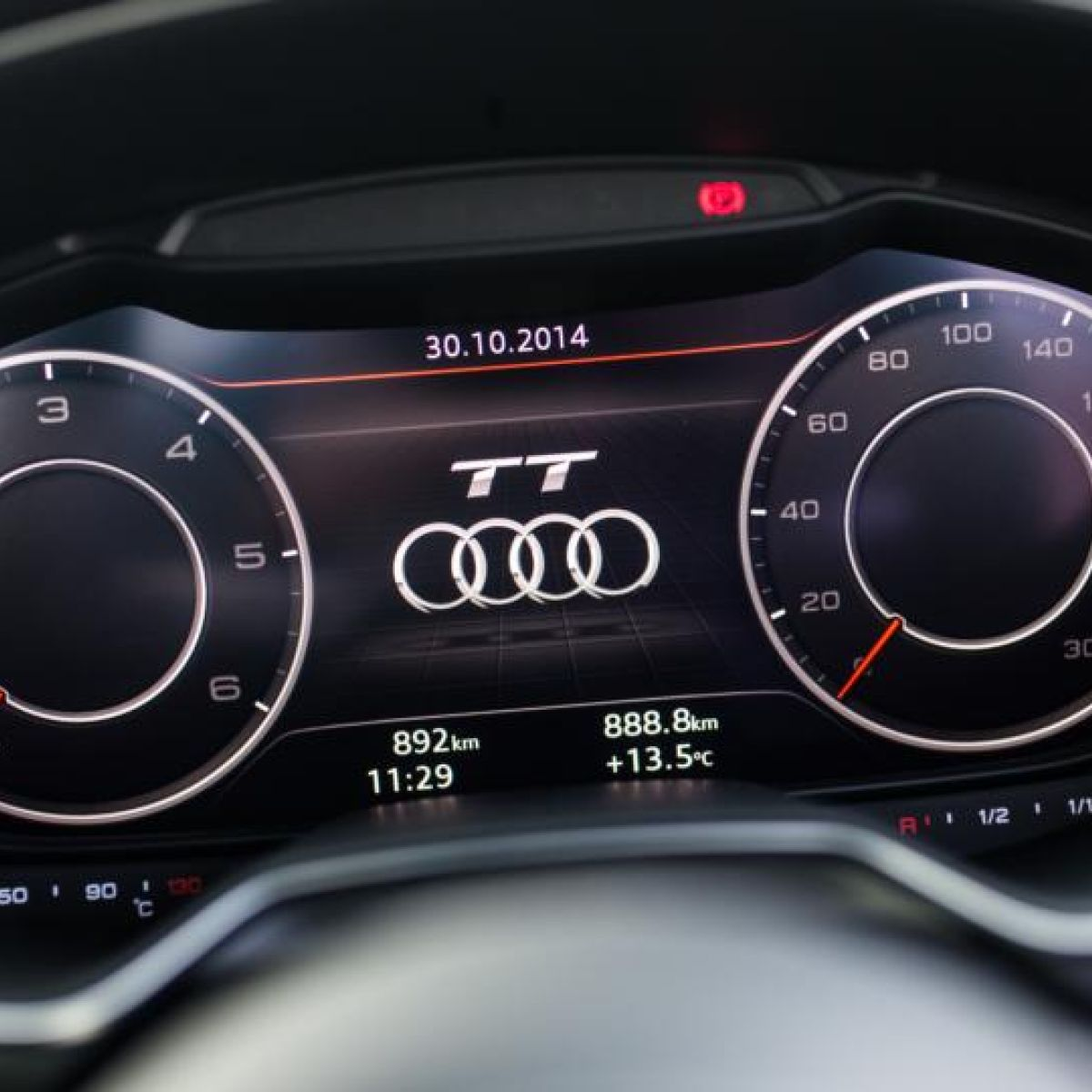 Audi takes the car cockpit virtual with innovative TT