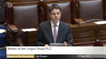 Aer Lingus: Minister for Transport outlines IAG bid