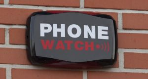 PhoneWatch: set up in 1991