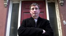 Eoin McNamee's Blue is the Night wins €15,000 Kerry Group Irish Novel of Year Award