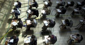 Girls experience much higher stress levels than boys in the Leaving Cert, an ESRI  study  suggests. File photograph: Eric Luke/The Irish Times