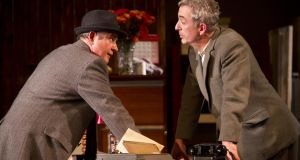 Denis Conway and Declan Conlon in The Gigli Concert: a masterful revival of Tom Murphy's play. Photograph: Pat Redmond