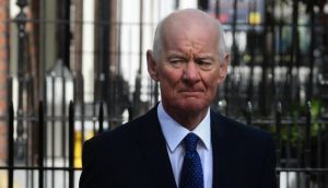 "The former financial regulator, Patrick Neary, has said ""sorry"" for not taking sufficient measures to prevent the banking collapse in Ireland in late 2008. Photograph: Dara Mac Donaill/The Irish Times."