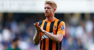 LONDON, ENGLA Paul McShane has been released by Hull City. Photo: Julian Finney/Getty Images
