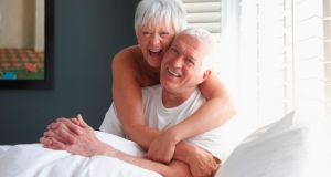 Once again here's proof that elderly people having sex may be the greatest taboo of all.